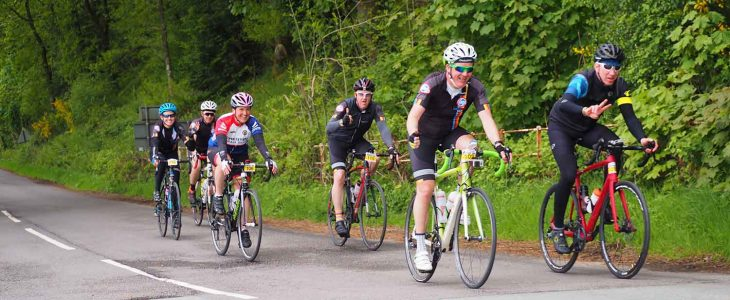 Bostin Chase Sportive Route Photograph